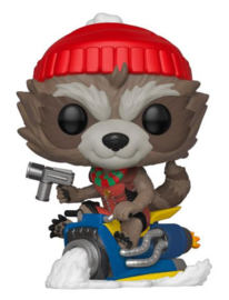 Funko Pop! Marvel Holiday Rocket