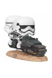 Funko Pop! Star Wars Episode IX Movie Moment - First Order Tread Speeder