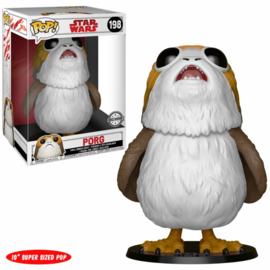 """Funko Pop! Star Wars  - Porg 10"""" Exclusive"""