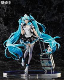 Furyu - Vocaloid PVC Statue 1/7 Miku Hatsune -Miku With You- 2018 Ver. 23 cm