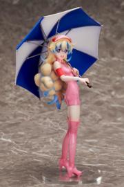 Gurren Lagann PVC Statue 1/7 Nia Race Queen Version 21 cm