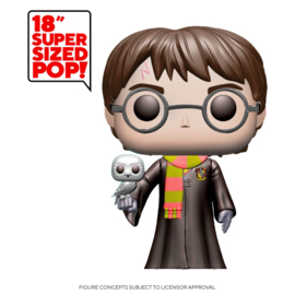 Funko Pop! Harry Potter - Harry Potter (Super Sized 48 cm)