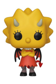 Funko Pop! Simpsons TV Vinyl Figure Demon Lisa