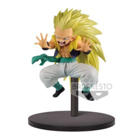 Dragonball Super Chosenshiretsuden PVC Statue Super Saiyan 3 Gotenks 10 cm