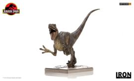 Iron Studios - Jurassic Park Art Scale Statue 1/10 Velociraptor Attack 31 cm