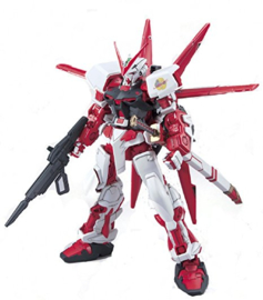 Gundam Seed: HG - Gundam Astray Red F Flight Unit - 1:144 Model Kit
