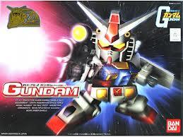 BB GUNDAM RX-78-2 ANIM COLOR #329
