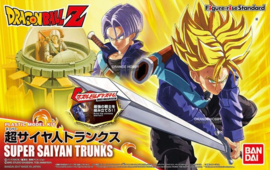 Dragon Ball Z: Super Saiyan Trunks Model Kit