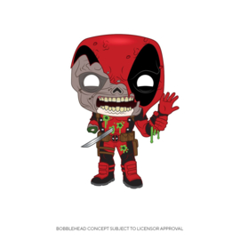 Funko Pop! Marvel - Zombie Deadpool