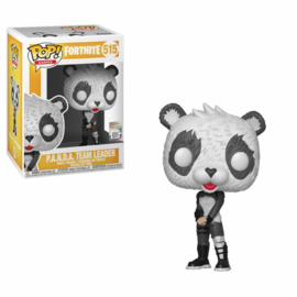 Funko Pop! Games: Fortnite - P.A.N.D.A team leader
