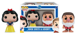 Funko Pop! Minis - Snow White & Grumpy