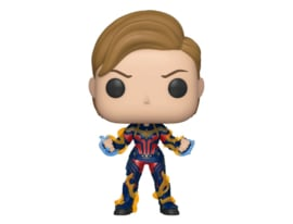 Funko Pop! Avengers: Endgame POP! Movies Vinyl Figure Captain Marvel w/New Hair 9 cm