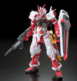 Gundam: Real Grade - MBF-P02 Gundam Astray Red 1:144 Scale Model kit