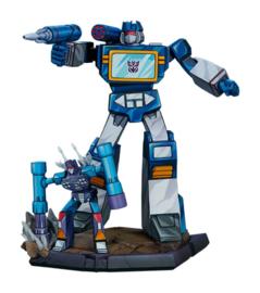PCS - Transformers Classic Scale Statue Soundwave 24 cm