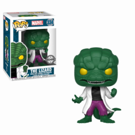 Funko Pop! Marvel: Comics - The Lizard LE
