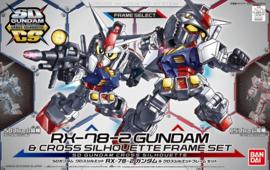 Gundam SDCS: RX-78-2 Deluxe Set