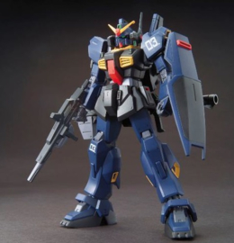 Gundam: High Grade - RX-178 Gundam Mk-II Titans 1:144 Scale Model Kit