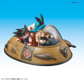 Dragon Ball: Mecha Collection - Vol.2 Ox-Kings Vehicle Model Kit