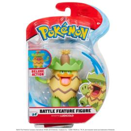 Pokemon Deluxe action figure - Ludicolo