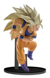 Dragon Ball Super Scultures Big Budoukai vol. 6 Super Saiyan 3 Goku