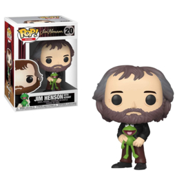 Funko Pop! Jim Henson - Jim Henson with Kermit