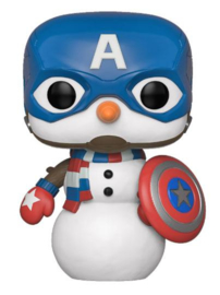 Funko Pop! Marvel Holiday Captain America