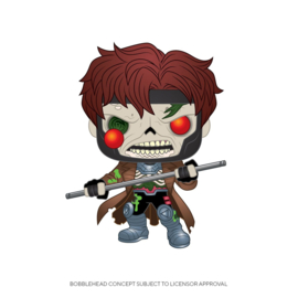 Funko Pop! Marvel - Zombie Gambit