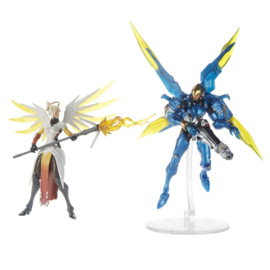 Overwatch Ultimates Action Figures 15 cm 2-Packs 2019 Wave 1 - Mercy & Pharah