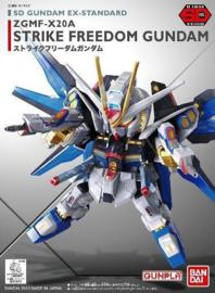 Gundam: SD EX-Standard 006 - Strike Freedom Gundam Model Kit