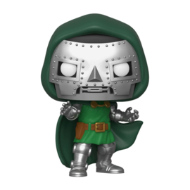 Funko Pop! Fantastic Four POP! Marvel Vinyl Figure Doctor Doom 9 cm