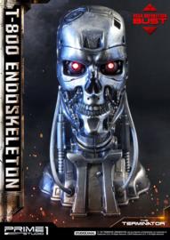 Prime 1 Studio - The Terminator High Definition Bust 1/2 T-800 Endoskeleton Head 22 cm
