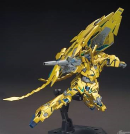 Gundam: High Grade - Unicorn Gundam 03 Phenex Destroy Mode 1:144