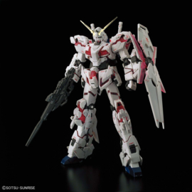 Gundam: Real Grade - Unicorn First Edition 1:144 Scale Model Kit