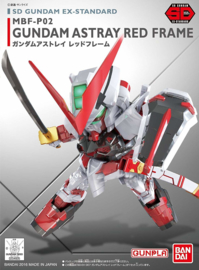 Gundam: SD EX-Standard 007 - Gundam Astray Red Model Kit