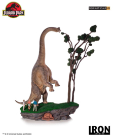 Iron Studios - Jurassic Park Demi Art Scale Statue 1/20 Welcome to Jurassic Park 80 cm