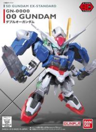 Gundam: SD EX-Standard 008 - OO Gundam Model Kit