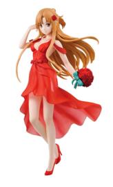 Sword Art Online Ichibansho PVC Statue Asuna Party Dress 20 cm