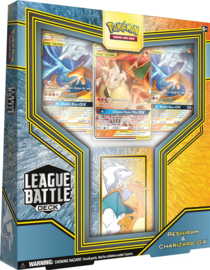 POK TCG LEAGUE BATTLE DECKS