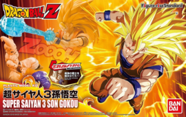 Dragon Ball Z: Super Saiyan 3 Son Goku Model Kit