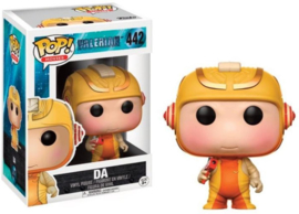 Funko Pop! Movies: Valerian - DA