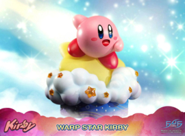 First 4 Figures - Kirby Statue Warp Star Kirby 30 cm