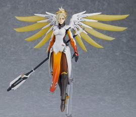 Overwatch Figma Action Figure Mercy 16 cm