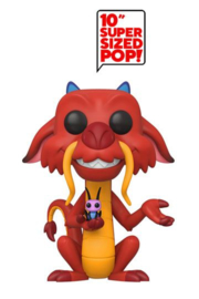 Mulan Super Sized POP! Vinyl Figure Mushu 25 cm