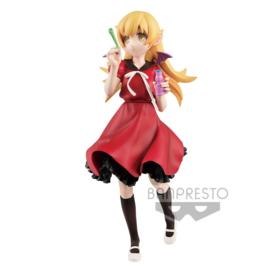 Ishin Nishio Anime Project Monogatari Series EXQ PVC Statue Shinobu Oshino 20 cm