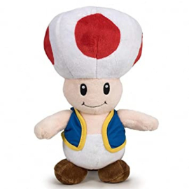 Super Mario Bros: Toad Plush