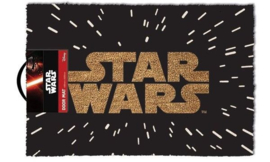 Deurmat - Star Wars Logo