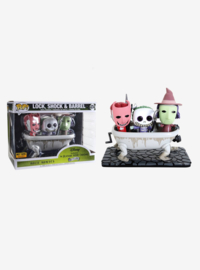 Funko Pop! Nightmare Before Christmas - Lock, Shock & Barrel