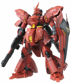 Gundam: Master Grade - MSN-04 Sazabi KA - 1:100 Scale Model Kit