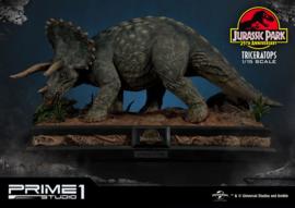 Prime 1 Studio - Jurassic Park Statue 1/15 Triceratops 32 cm