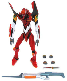 Evangelion 02 production model S.C.M. EX